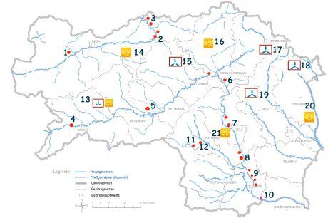 Steiermark Karte Flüsse.Vs Gutenberg An Der Raabklamm Kraftwerke